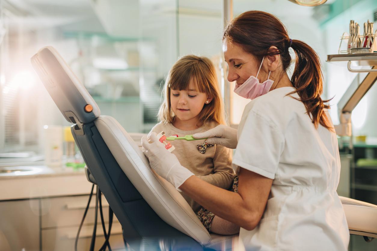 National Children's Dental Health Month - Family Dentistry